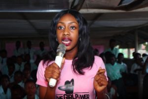 Ex MBGN queen Emmanuella Yaboh Organizes Breast Cancer Awareness program in Lagos