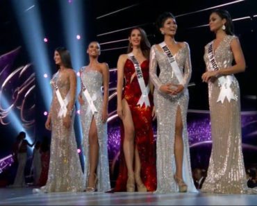 Miss universe 2018 questions and answers