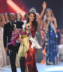 Miss universe 2018 questions and answers by Catriona gray