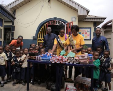 Photos of Mrs Nigeria Ambassador Carmelita Obaje Organizes Campaign against child Abuse
