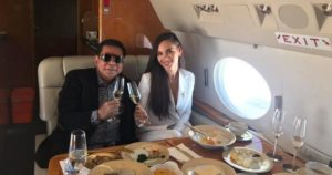 Catriona gray romance with former miss universe sponsor Ilocos Sur