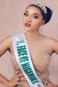 Face of Nigeria queen 2018 Francisca Chika nwachukwu