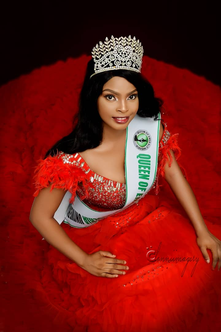 Beauty queen Zainab Blessing Abubakar set to empower secondary pupil in Lagos
