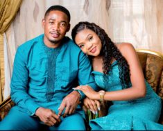 Pre wedding photos of ex Nigerian beauty Queen Glory Brown