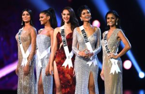 Miss universe Pageant gowns 2019