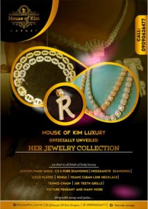 House of Kim luxury jewelry collection
