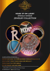House of Kim jewelry collection
