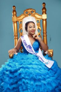 Nigerian beauty Queen, Glory Peace Ikpejip looks so ravishing in new photoshoot