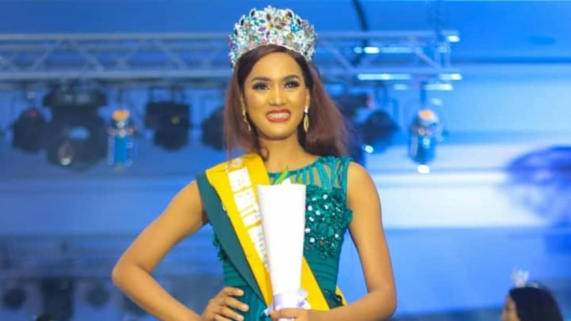 Biography of miss earth Nigeria 2019 winner Susan Garland