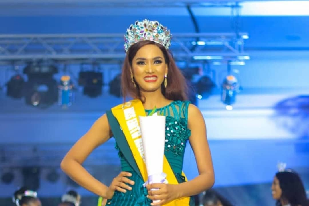 Susan Modupe Garland Crowned Miss Earth Nigeria 2019.Read Full biography of the beautiful Model