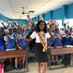 Miss prestigious Nigeria 2019 educational campaign in Port-Harcourt