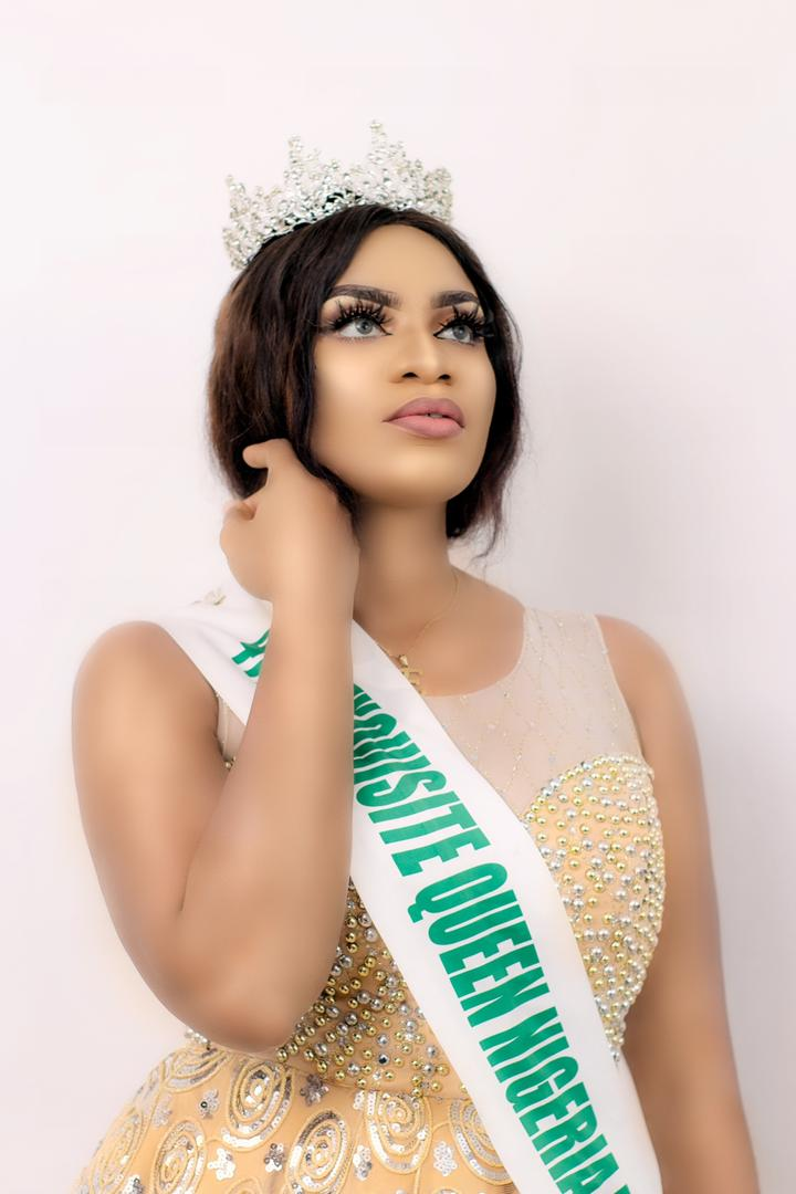 Jane Ezenwa emerges Exquisite Queen Nigeria World 2019 (She's so beautiful)