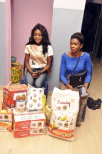 Miss influential queen Nigeria visits Daisy Orphanage Bayelsa