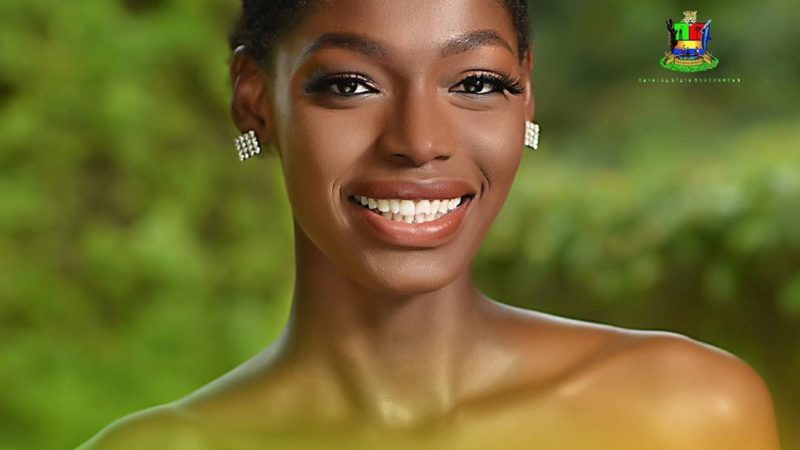MBGN 2019: Onyekachi Douglas emerge most beautiful girl in Nigeria 2019
