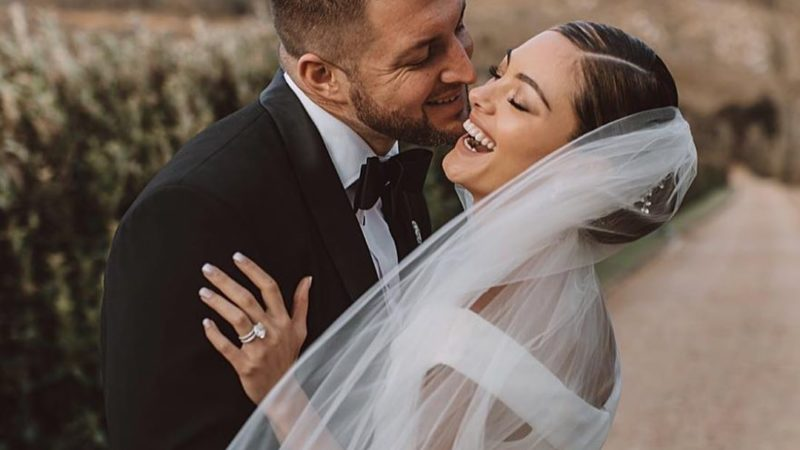 Miss Universe 2017 Demi-Leigh Nel Peters wedding photos in South Africa