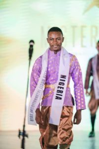 Popular pageant personalIty Emmanuel Somto  signs multiple international modeling contract in Asia and Europe.