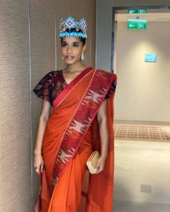How Miss World 2019 Toni-Ann Singh embraces Nepali culture on her Beauty with a Purpose trip