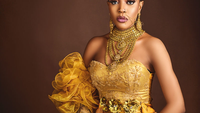 Miss Crystal Nigeria 2019, Chisom Okongwu marks birthday with Adorable photoshoot.