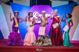Miss paragon Queen Nigeria Beauty Pageant 2020