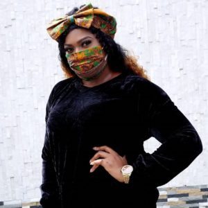 Nollywood actress Queeneth Agbor launches fashion line to honour deceased mum