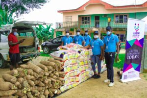 Out reach in Bayelsa by lala Foundation