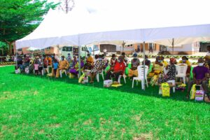 Amid Covid-19, LALA foundation Donates relief materials to community in Bayelsa state.