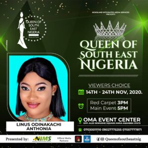 Queen of South East Nigeria Pageant unveils 2020 contestants