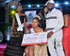 Winner queen of South East Nigeria Pageant 2020