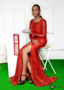 Edidiong Umoh Newly Crowned Miss Next Rated International Model 2020, releases stunning New Year pictures