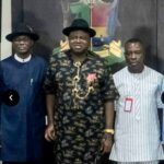 Baip President, Daniel Opuene Bags excellence award from Bayelsa state Government