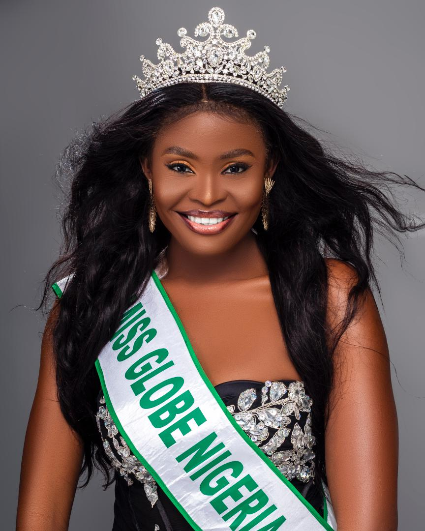 BAIP announces Esther Gabriel as Nigeria's representative at The Miss Globe pageant 2021